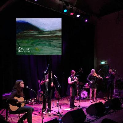 Ceilidh Trail Album Launch